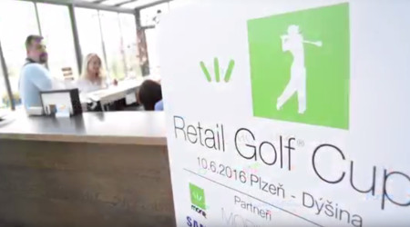 Video z Retail Golf Cup 2016